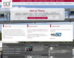 SDI Website Redesign
